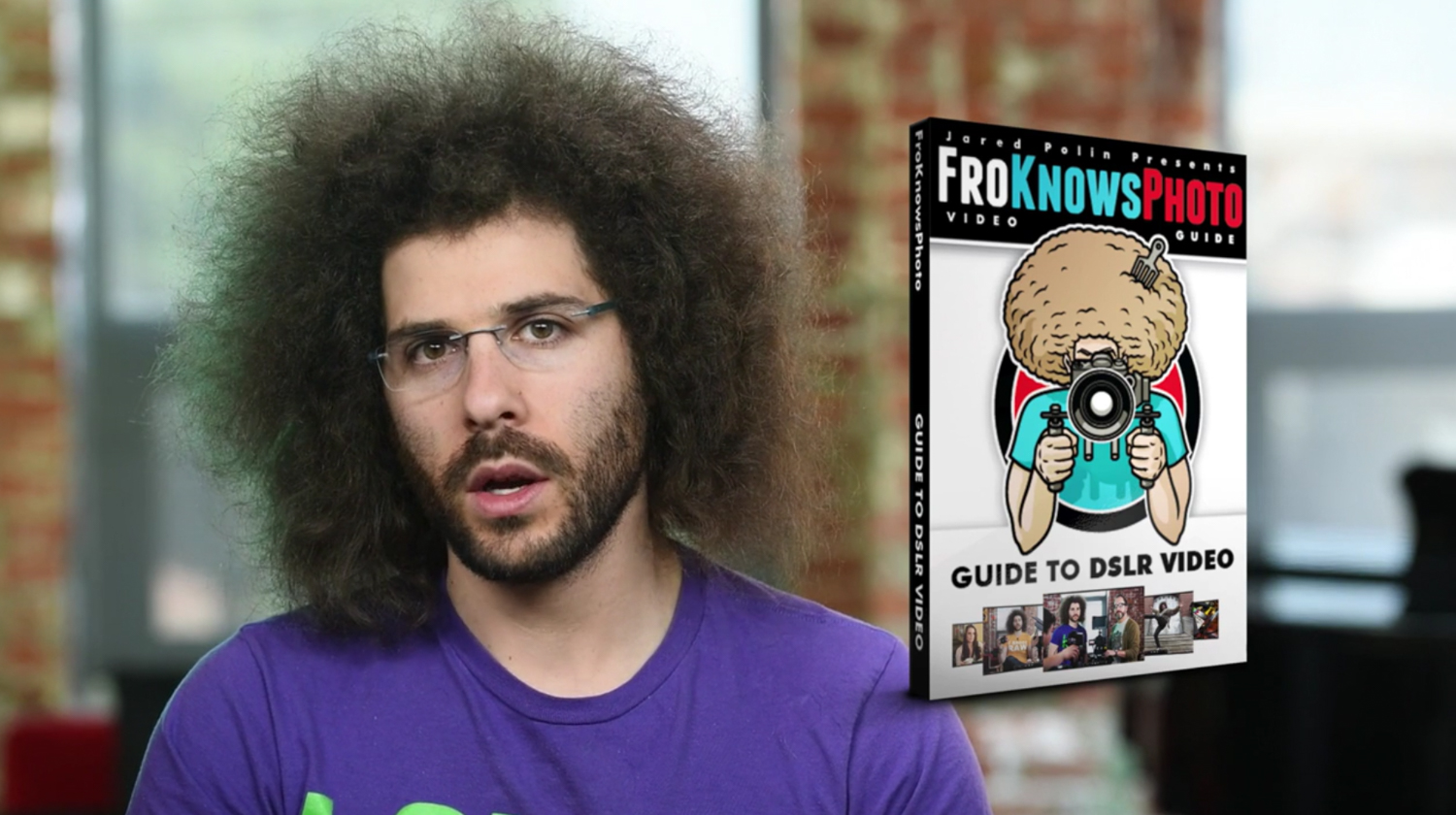 FroKnowsPhoto 6-Hour Guide to DSLR Video