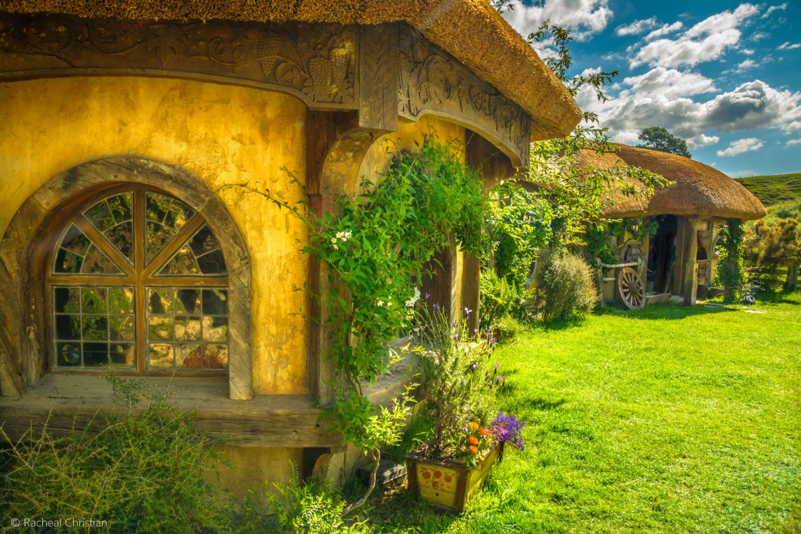 The Green Dragon - Hobbiton by Racheal Christian -