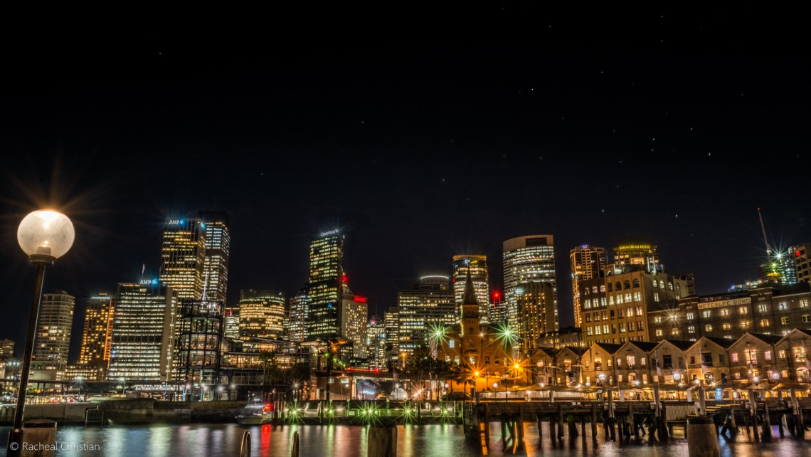 Photographing Sydney | A Night At The Rocks by Racheal Christian - Cambell's Cove Sydney