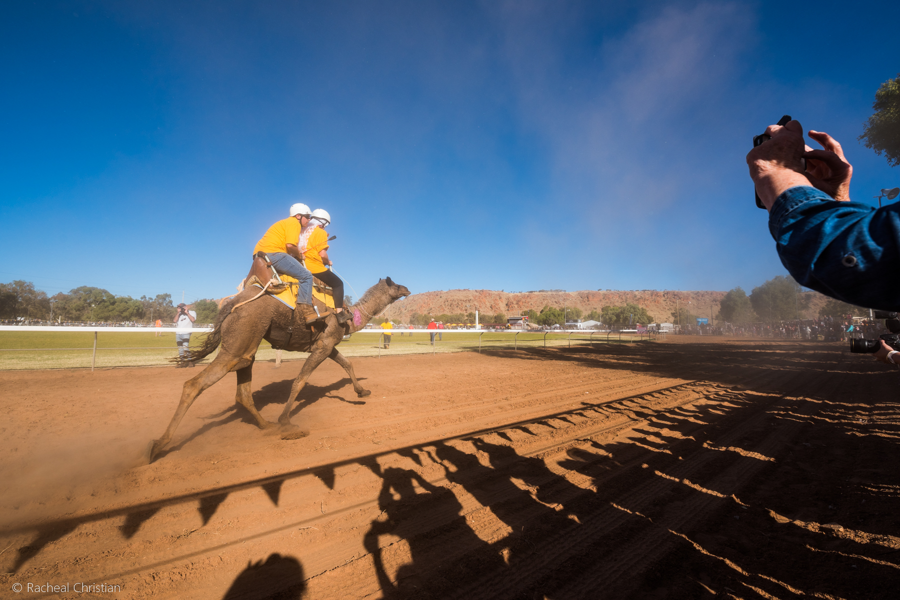 The 2017 Alice Springs Camel Cup