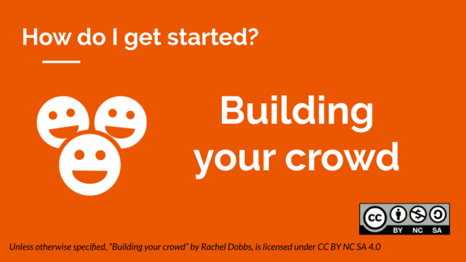 Building your crowd banner image