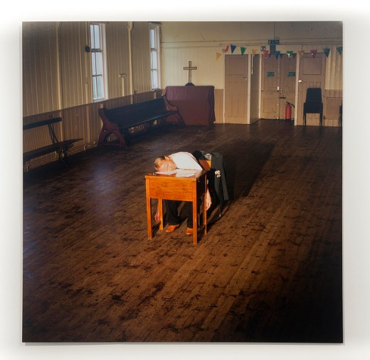 S Mark Gubb - History Is Written By The Winners - Exeter Phoenix (installation view)