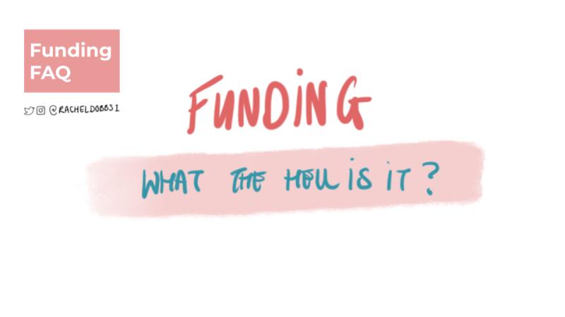 Funding FAQ title image