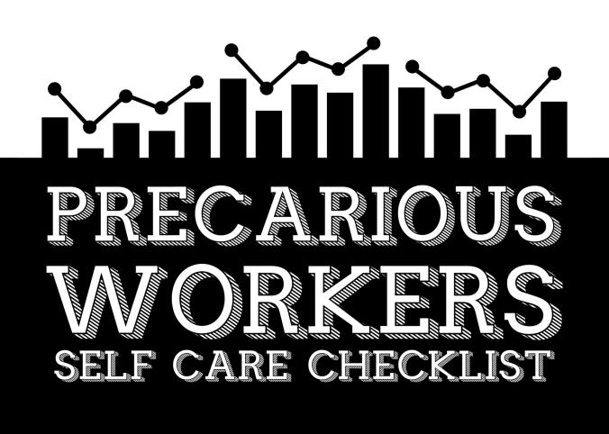 SelfCareChecklist-PrecariousWorkers