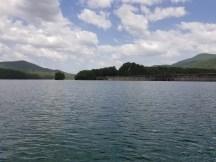 appalachain trail dam walk