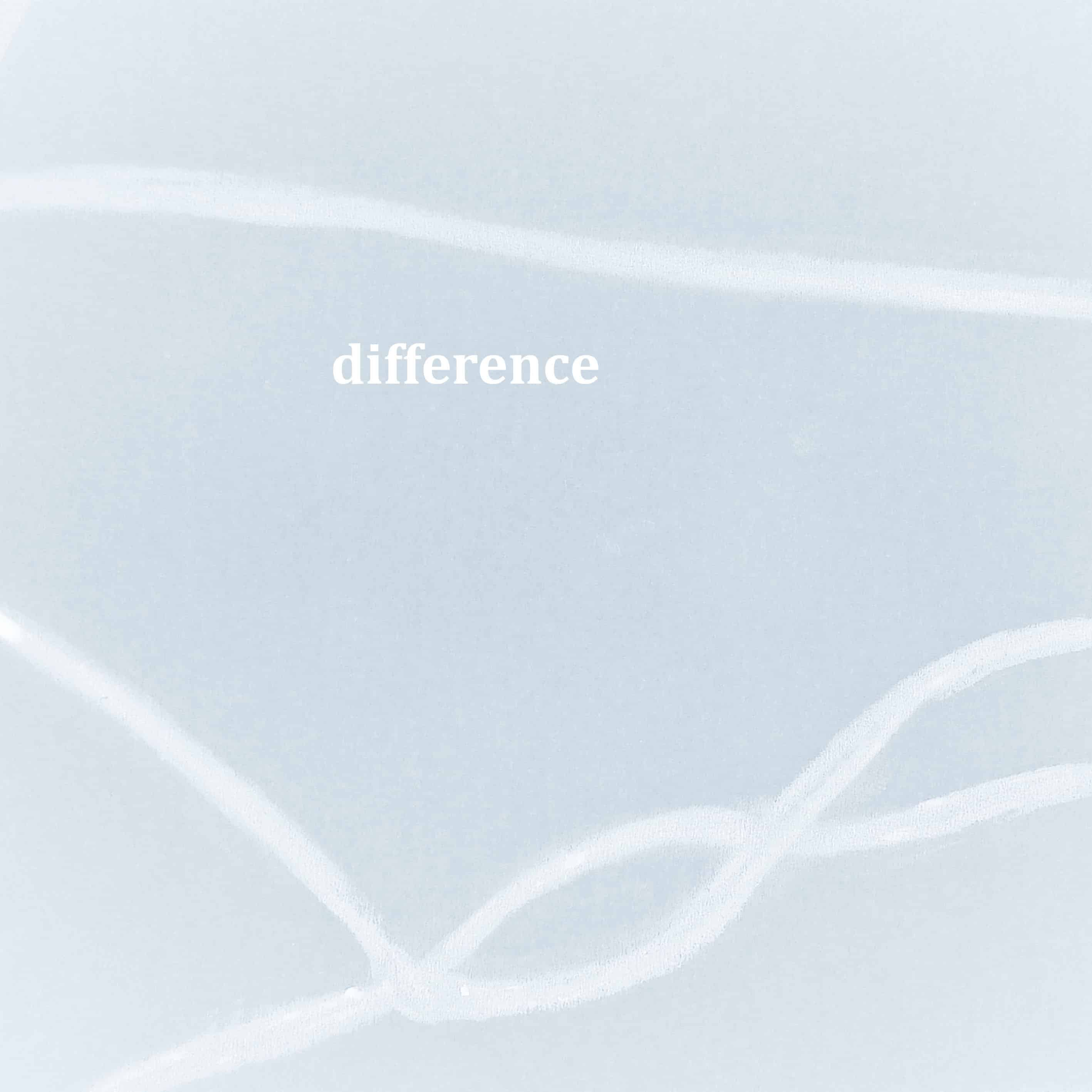 Difference – part The Truth of Virtuality by Rachela Abbate