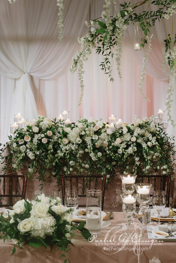 Enchanted Garden Wedding At Palais Royale Rachel A Clingen Wedding Amp Event Design