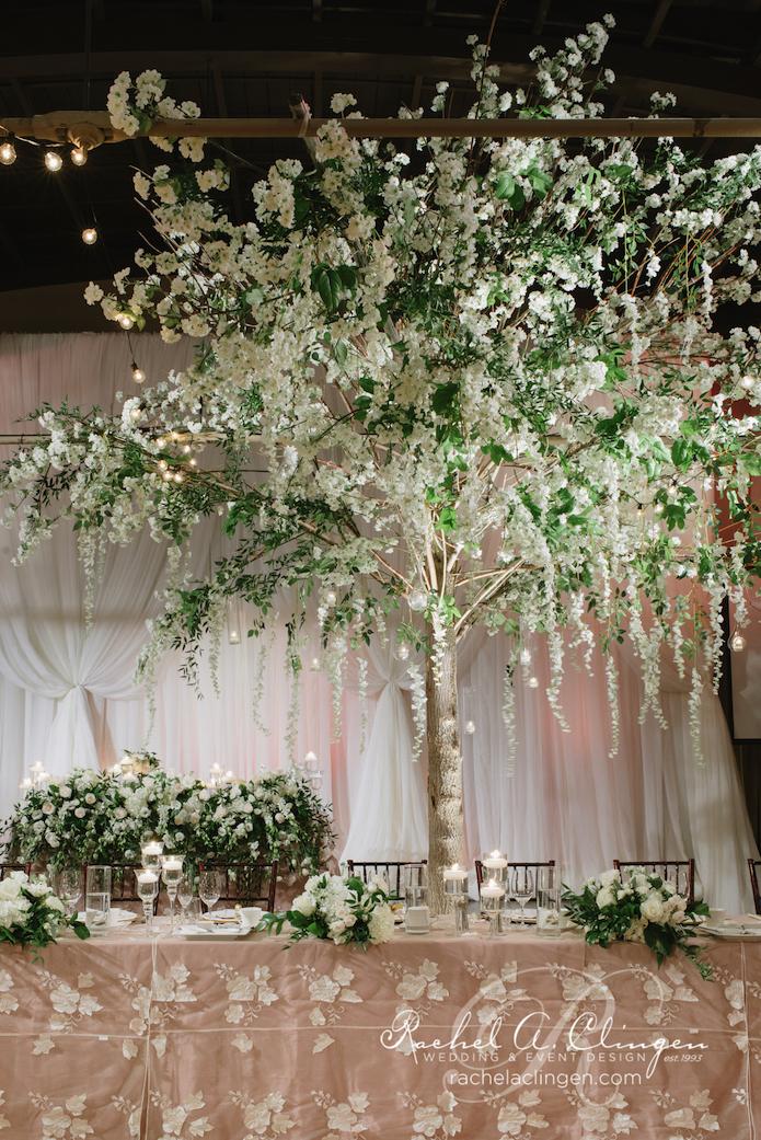 Enchanted Garden Wedding At Palais Royale Wedding Decor