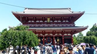 A famous temple