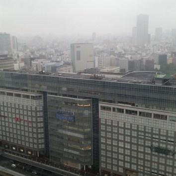 Takashimaya view from Century Southern Tower