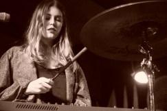 Marlena Sheetz of Milo Greene live at Bottom Of The Hill, San Francisco, CA. 3/9/2017. Photo courtesy of Ryan Herceg.