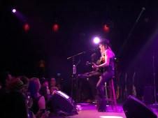 ZZ Ward performed a sold-out show at The Independent in San Francisco, CA. 6/8/2017. (Photo: Rachel Ann Cauilan | @rachelcansea)