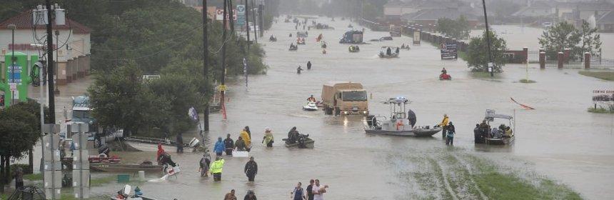 sueño americano hurricane harvey