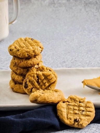 Peanut Butter and Cinnamon Cookies