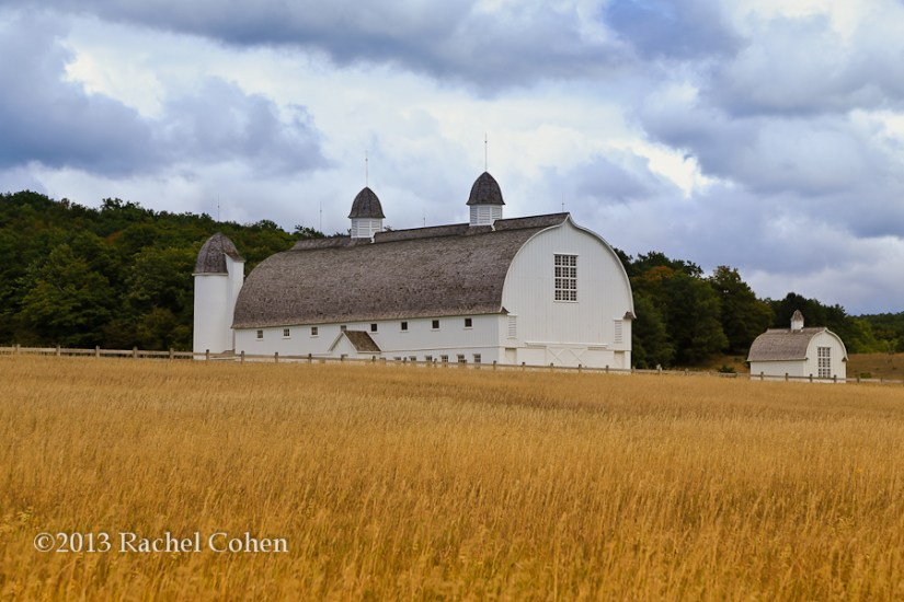 """The White Barn"""