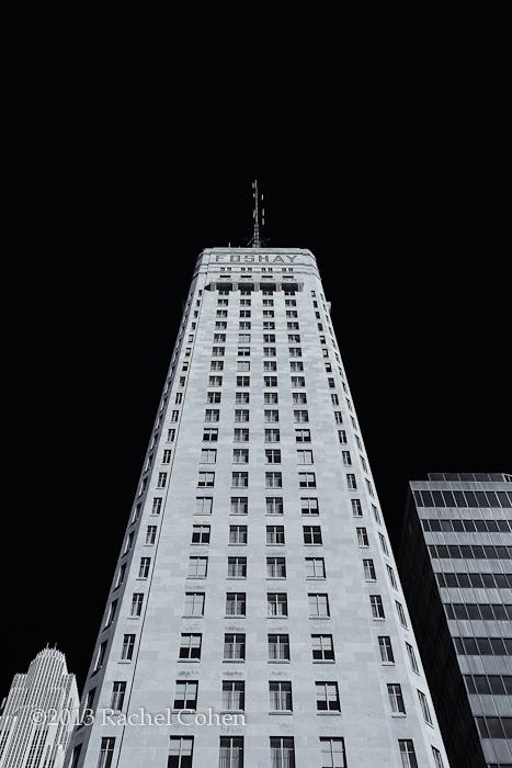 """Foshay Tower"" monochrome"