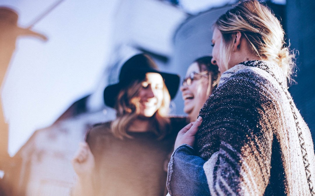 5 Reasons Why Socialising is the First Step to Enjoying Yourself