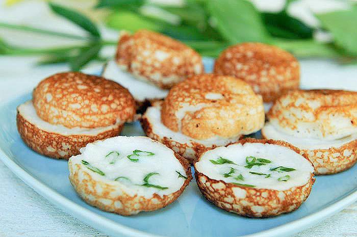 Khanom Krok | Photo courtesy: Rachel Cooks Thai