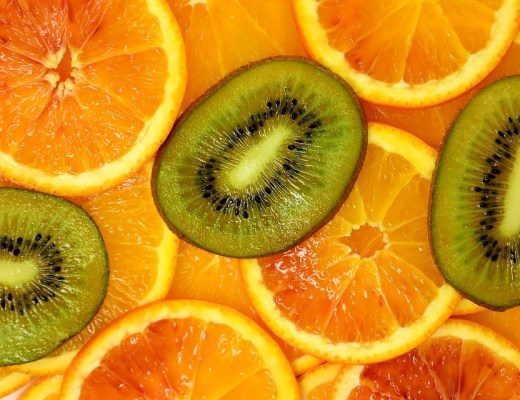 Kiwis And Oranges