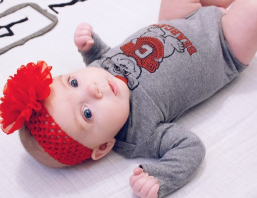 Youngest UC Bearcats Fan
