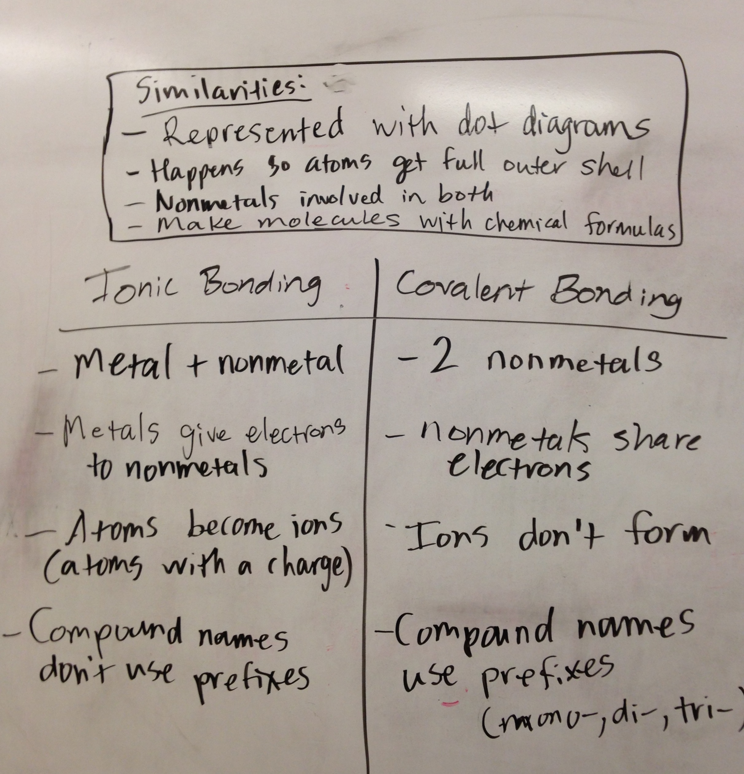 Science Notebooking Strategy The Box And T