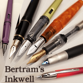 Bertram's Inkwell Twitter Banner