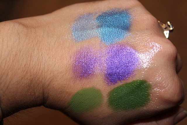 Surreal Swatches