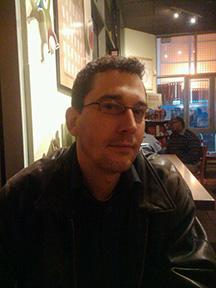 Michael Schutz Author Photo
