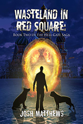 Cover of Wasteland in Red Square