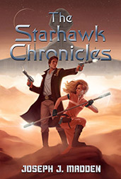 Cover of The Starhawks Chronicles