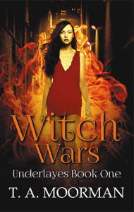 witch Wars Front Cover