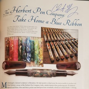 Pen World Signed