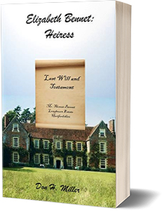 Elizabeth Bennet: Heiress Cover
