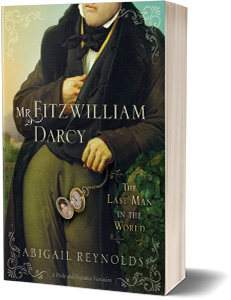Mr. Fitzwilliam Darcy Cover