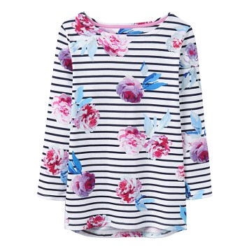 Joules Harbour Print Top