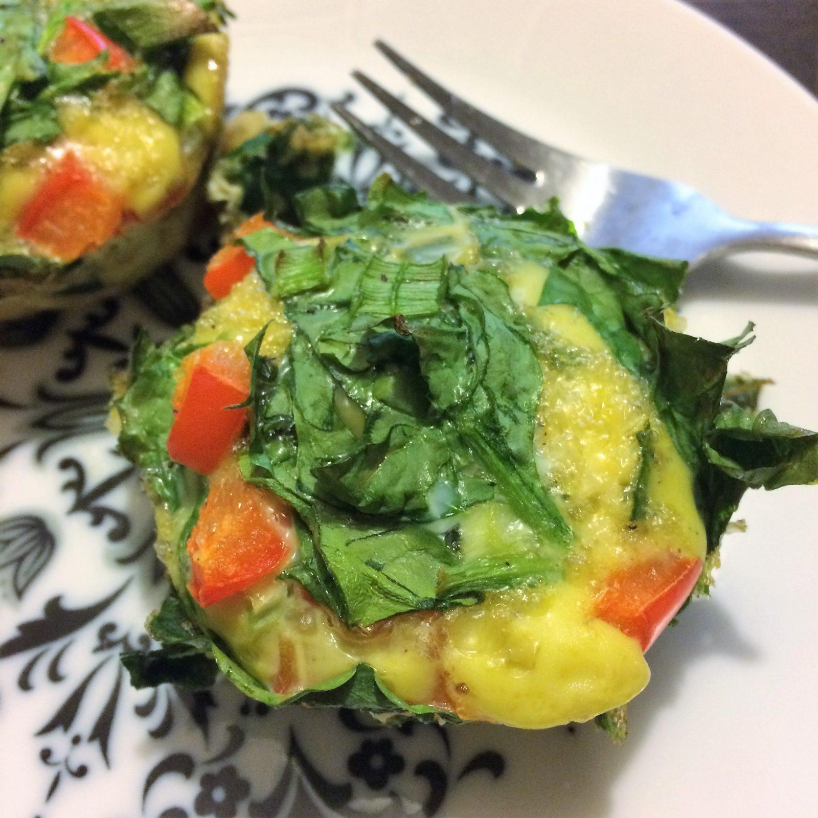 Vegetable Egg Cups Rachel Freebairn Fitness