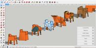 Sketchup Models