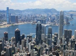 Victoria Peak: The Top of Hong Kong