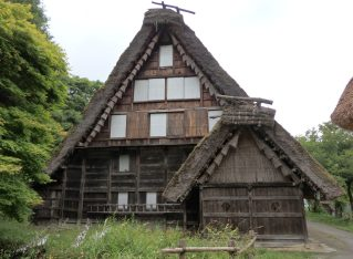 Takayama's Hida Folk Village