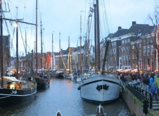 WinterWelVaart: Groningen's Christmas Market