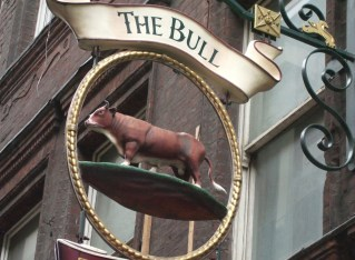 London Pub signs: a photo essay