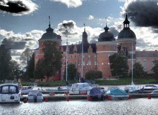 Gripsholm Castle and Two Charming Towns