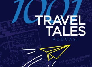 1001 Travel Tales: A New Podcast!