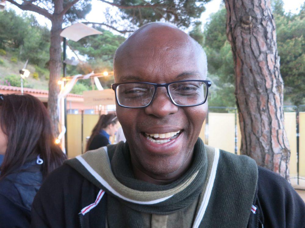 Kerwin McKenzie in 2015