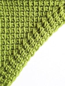 Augmentation 1 point simple et 1 point tricot