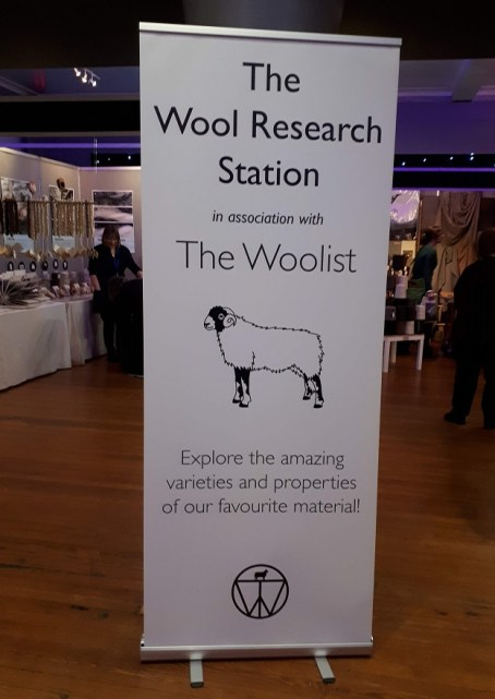 The wool research station - the Woolist