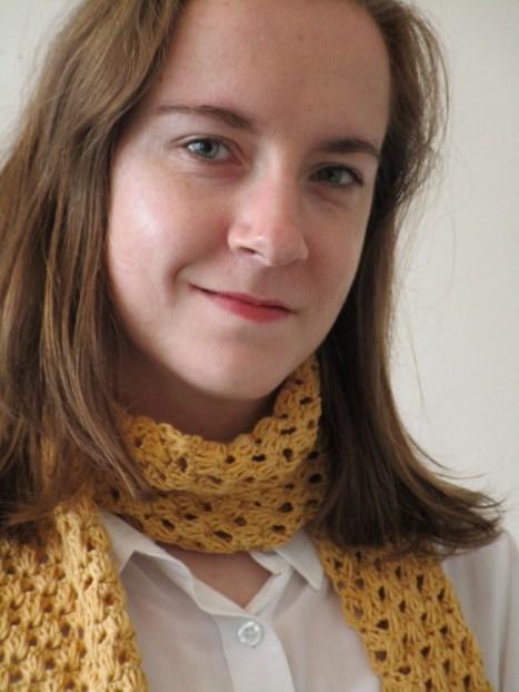 Hayley Joanne Robinson, Tunisian crochet designer