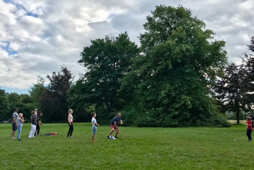 Rounders on clifton downs