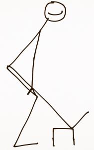 safe effective hamstring stretch
