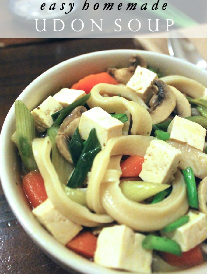 Easy and Authentic Udon Noodle Soup